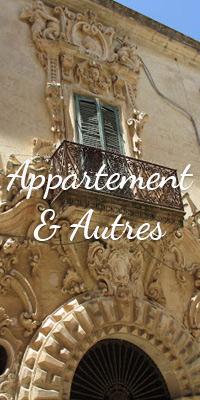 Appartement & autres